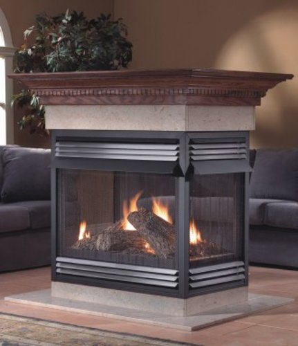 How To Resolve Issues With A Ventless Fireplace